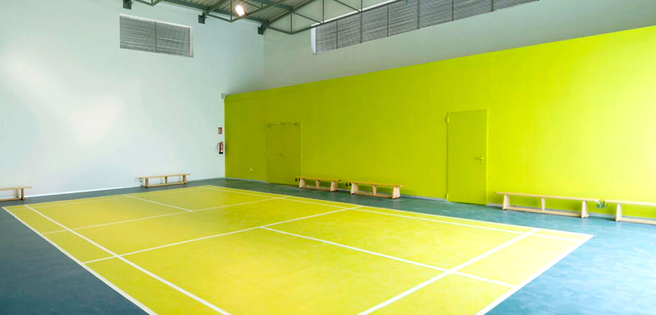 gimnasio burriana