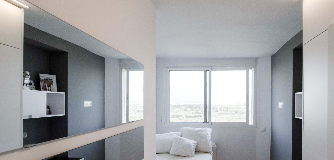 espejos dormitorio