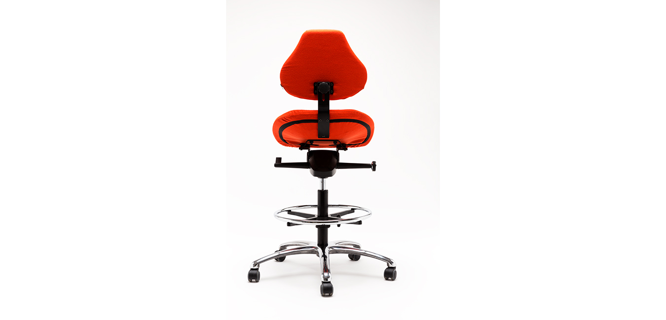 silla semisentado