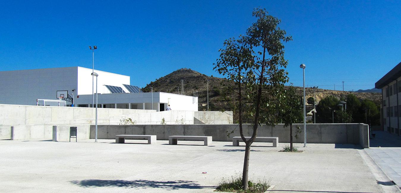 plaza colegio